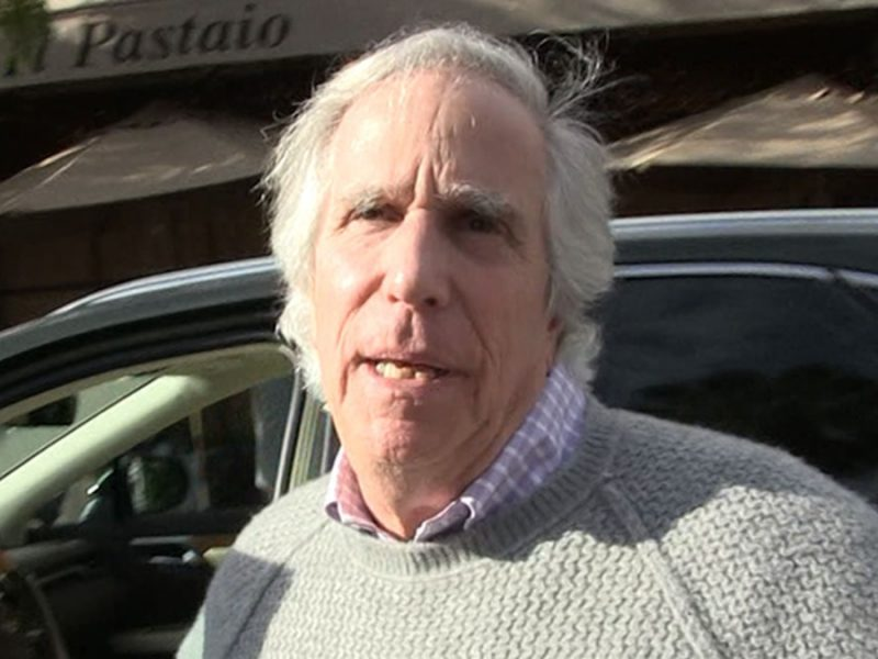 Henry Winkler Insists There's No Bad Blood with Tom Hanks