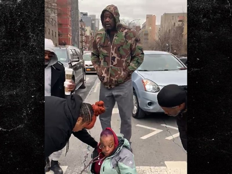 Shaq Helps Woman Who Fainted in NYC, Gov. Cuomo Aids Man in Traffic Accident
