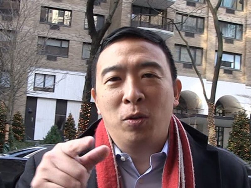 Andrew Yang Recruits LeBron James For 2020 Campaign, 'Let's Work Together!'