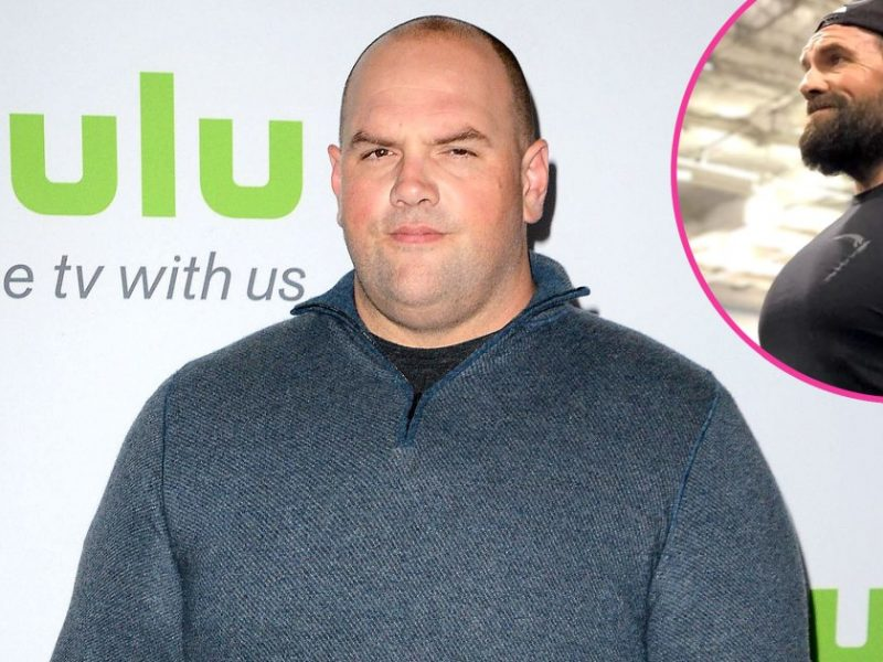 'Remember the Titans' Star Ethan Suplee Shows Off Weight Loss Transformation