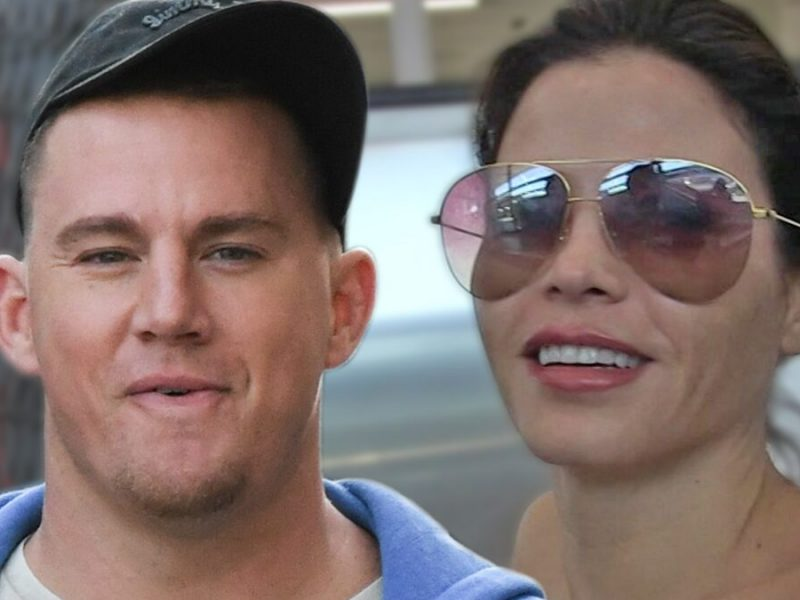 Channing Tatum and Jenna Dewan Hash Out Parenting Schedule
