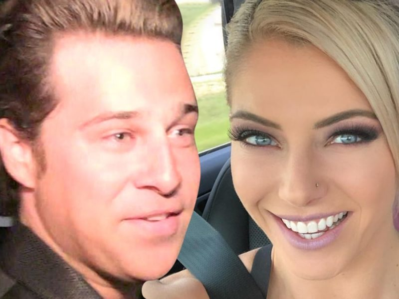 Ryan Cabrera Dating WWE's Alexa Bliss
