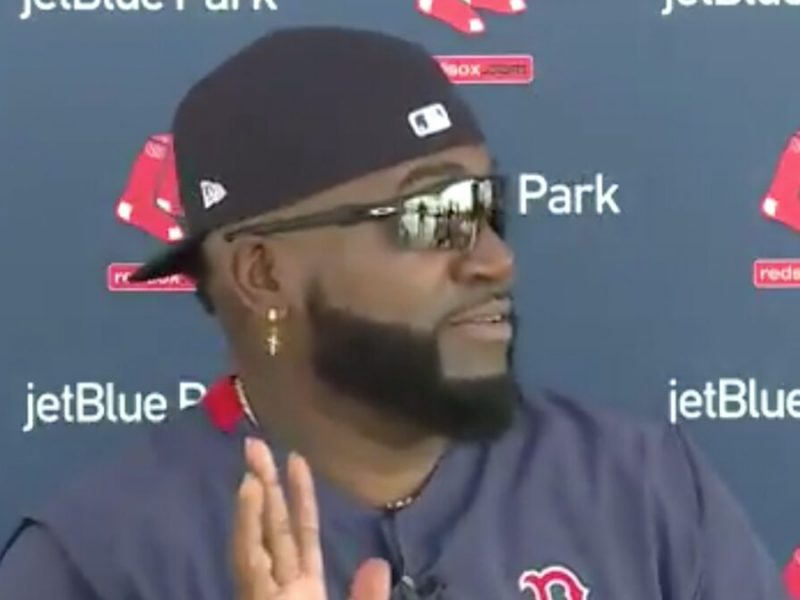 David Ortiz Blasts Mike Fiers For Whistleblowing On Astros, 'Snitch'
