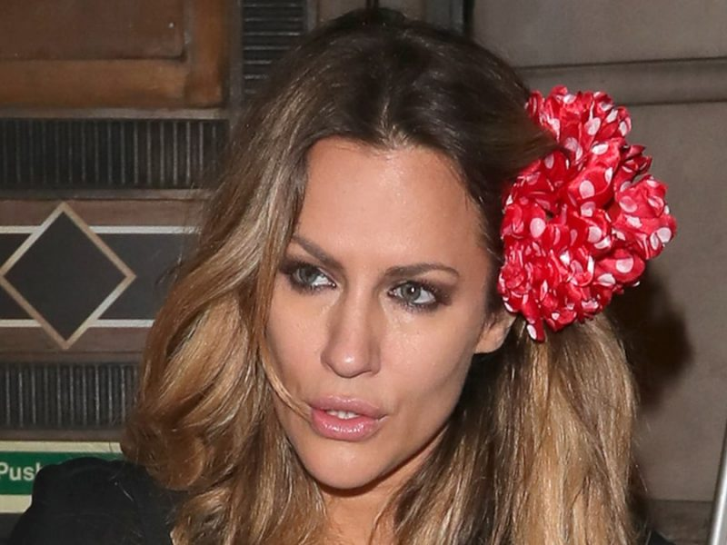 'Love Island' Host Caroline Flack Dies by Suicide at 40 Before Trial