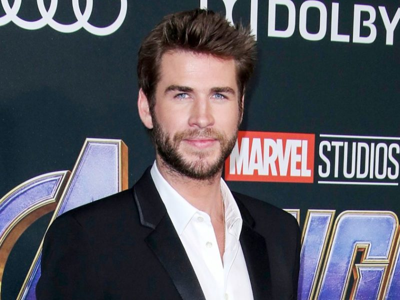 Those Biceps! Working Out 'Distracts' Liam Hemsworth From 'Negativity'