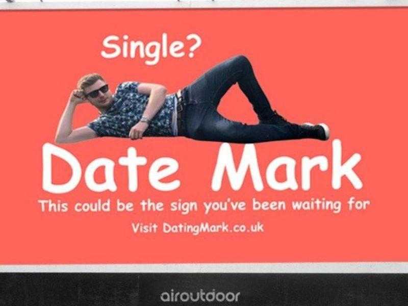 Man lands Valentine's date after advertising himself on a billboard | UK News