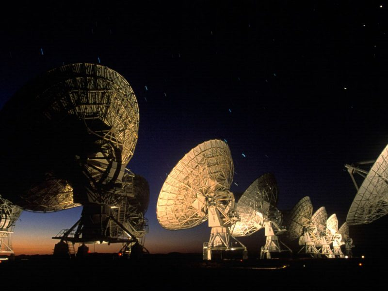 'Technosignatures' could help in search for alien life | Offbeat News