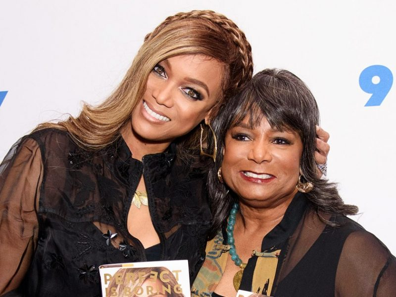 Tyra Banks: My Mom Helped Me to Not 'Trip Out About' My Weight