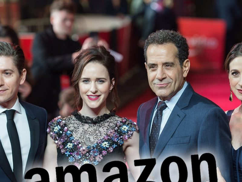Amazon Sued by Author Claiming to Have Spawned 'Marvelous Mrs. Maisel'