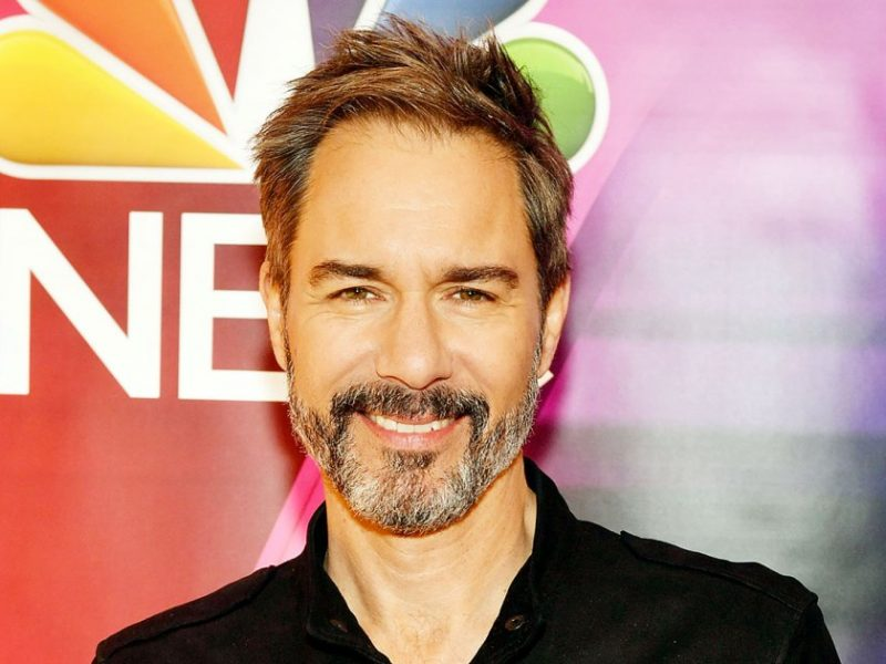 Yikes! Eric McCormack's Former Manager Once Told Him to Lose Weight