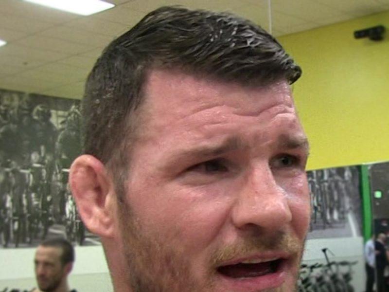 UFC's Michael Bisping Attacks Coronavirus Doubter