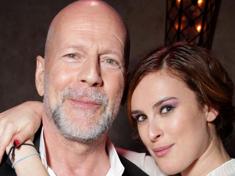 Oops! Bruce Willis Accidentally Crashes Rumer's 'Body Talk' Video