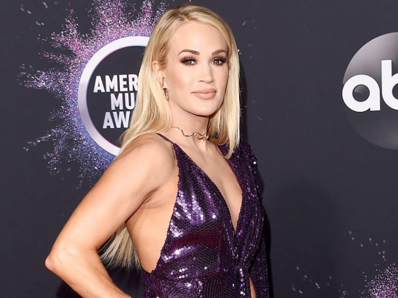 'Dedicated' Carrie Underwood's Fitness Routine Revealed