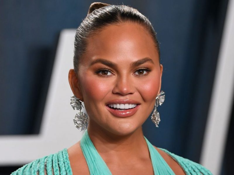 Chrissy Teigen Is 'Over' Her Breast Implants, Having Removal Surgery Soon