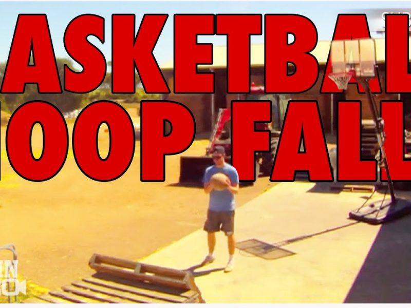Basketball Hoop Strikes Back