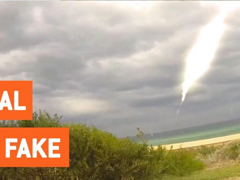 Meteor Strikes in Australia   Real or Fake?