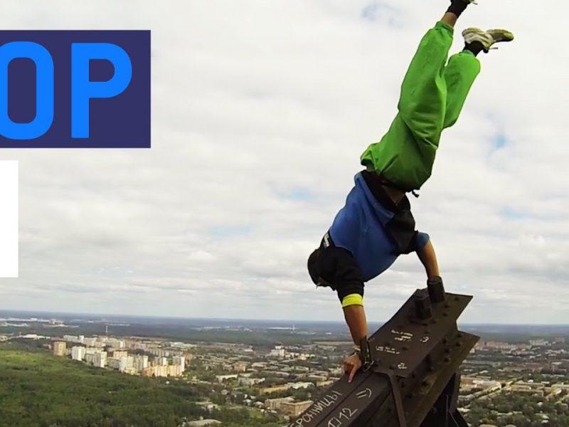 Top 5 Vertigo Moments || JukinVideo Top Five