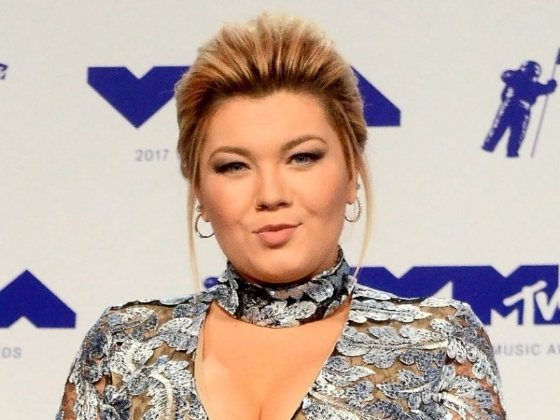 Teen Mom OG's Amber Portwood Feels 'a Lot Better' After Gaining 10 Lbs