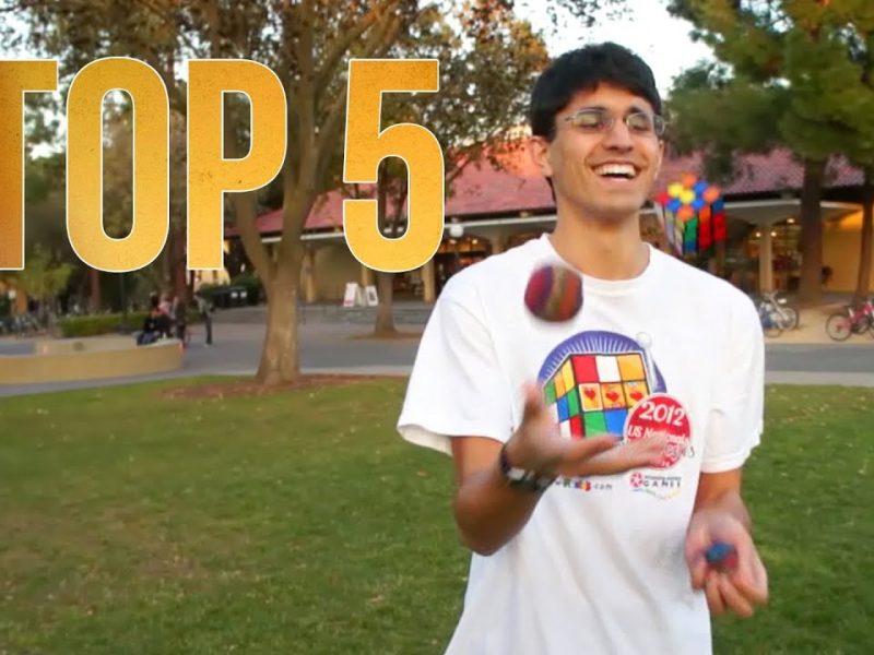Top 5 Epic Jugglers | JukinVideo Top Five