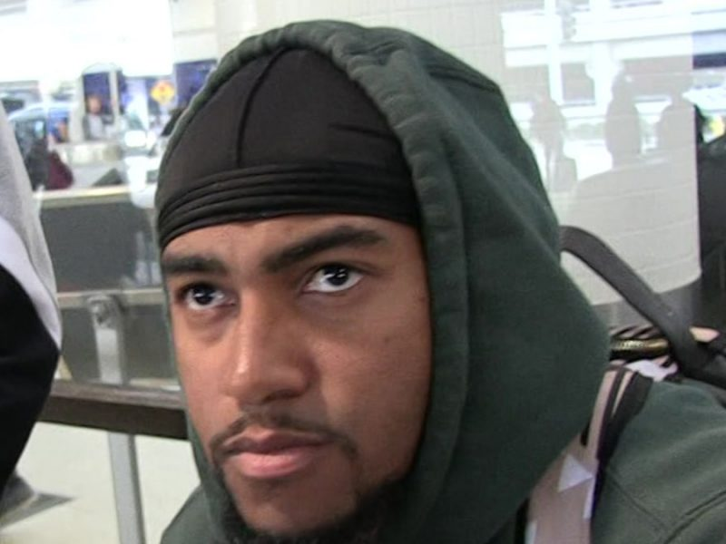 DeSean Jackson Meeting with 94-Year-Old Holocaust Survivor