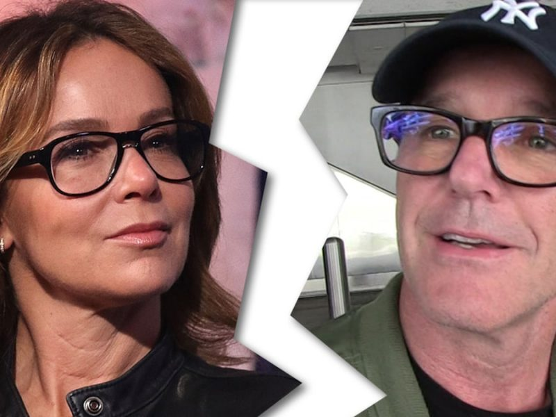 Jennifer Grey and Clark Gregg Announce They're Divorcing