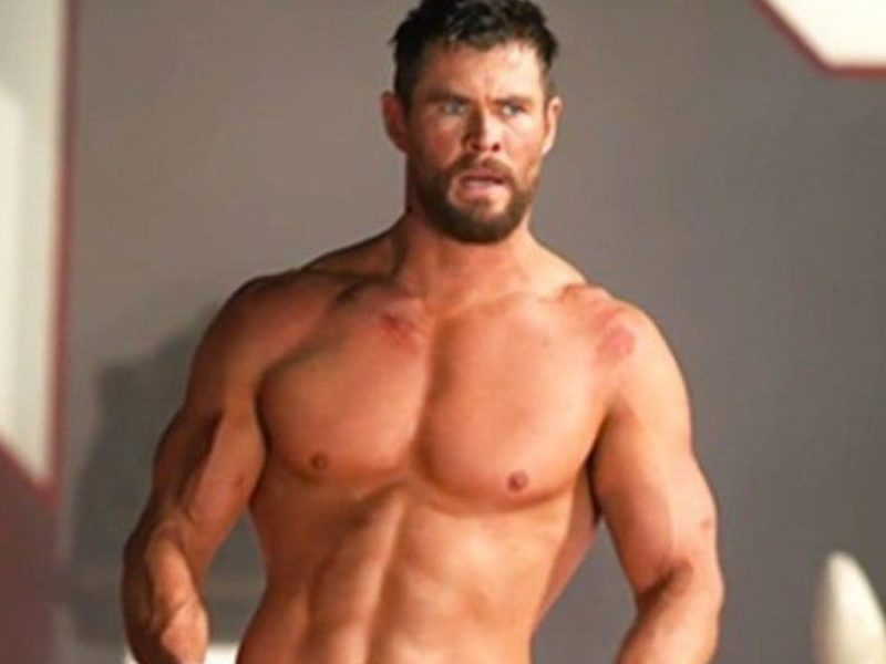Chris Hemsworth Putting on More Bulk for Hulk Hogan Movie Than for 'Thor'