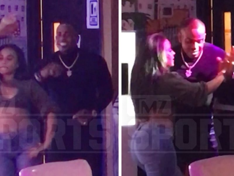 Yoenis Cespedes Went Salsa Dancing with Sexy Lady Weeks Before Opting Out