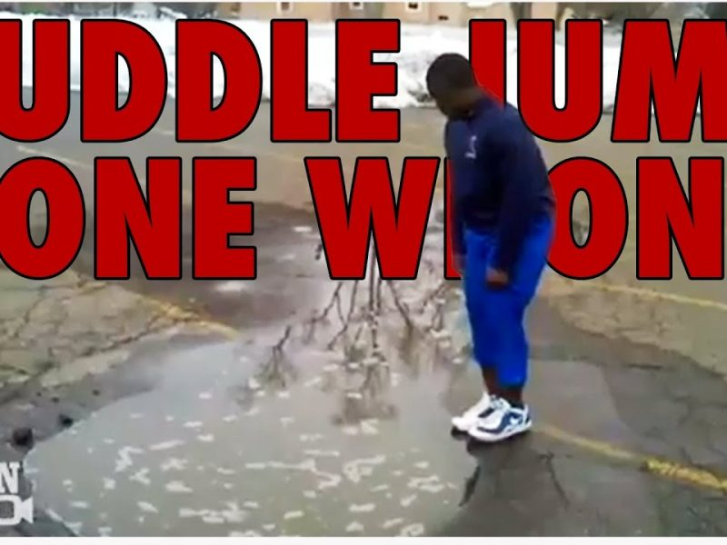 Puddle Jump Gone Wrong
