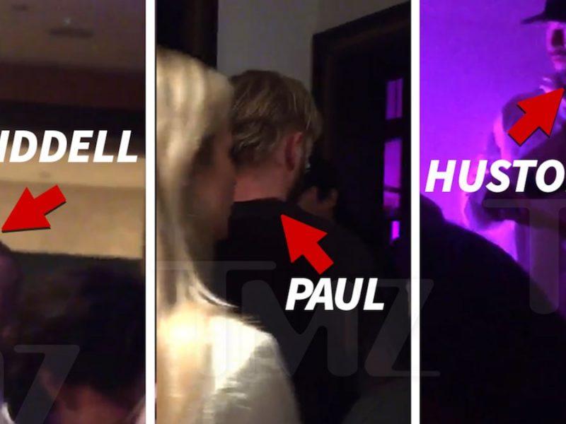 Coronavirus Didn't Stop Wild Beverly Hills Party, Tyga, Logan Paul and More