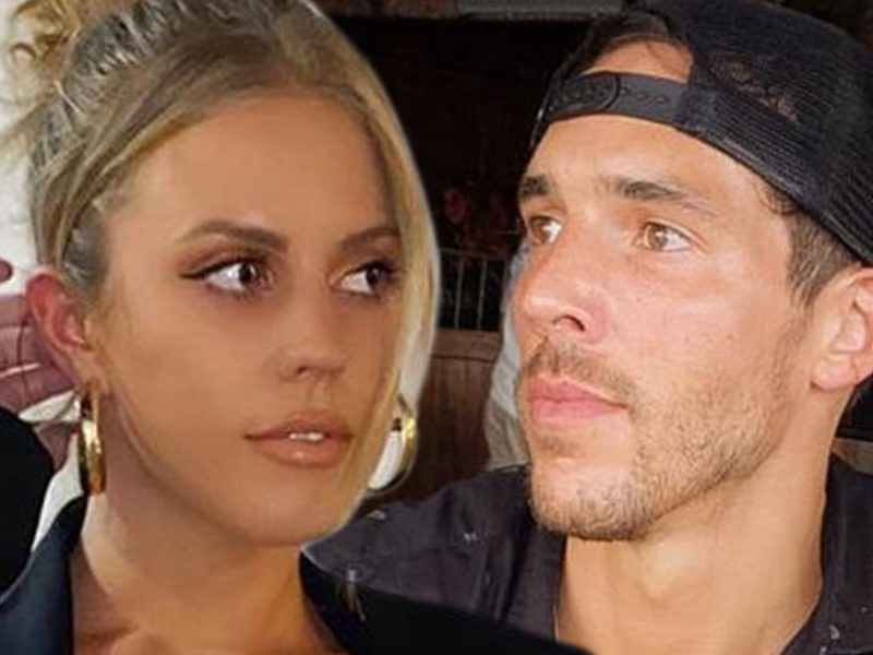 'Vanderpump Rules' Star Danica Dow's Ex-BF Gets Restraining Order Against Her