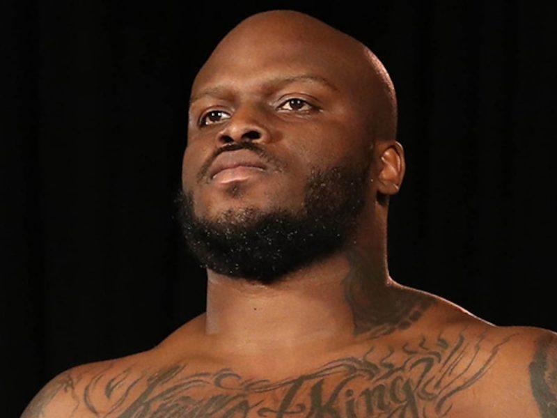 UFC's Derrick Lewis Says He's Gotta 'Take a S***' On Live TV After Violent TKO