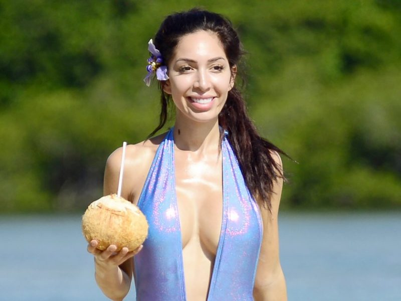 See Farrah Abraham's Skimpiest Bikini Looks of All Time