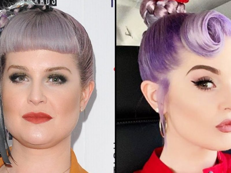 Kelly Osbourne Shows Her Off 85-Lb. Weight Loss: Pic