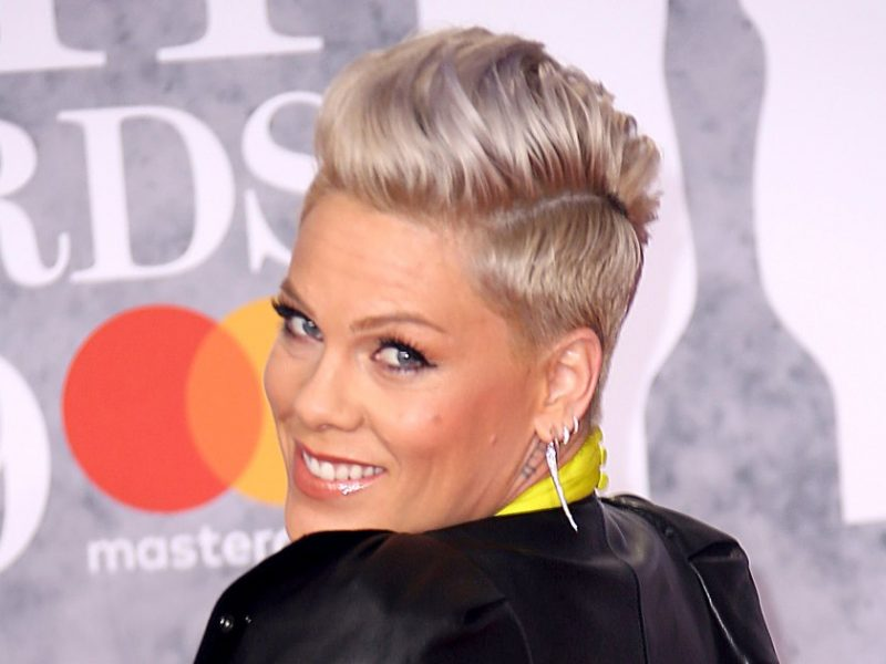 Raise Your Glass! Pink Posts Empowering Message About Her 'Thunder Thighs'