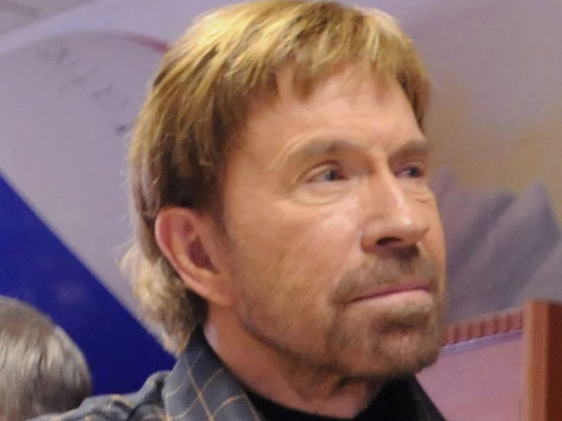 Chuck Norris Sues Company Claiming It's Using Him for Fake Erectile Dysfunction Ads