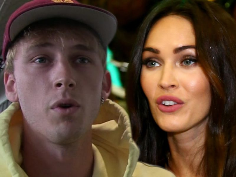 Megan Fox & MGK Film Shuts Down Over COVID Cases, Moving to California