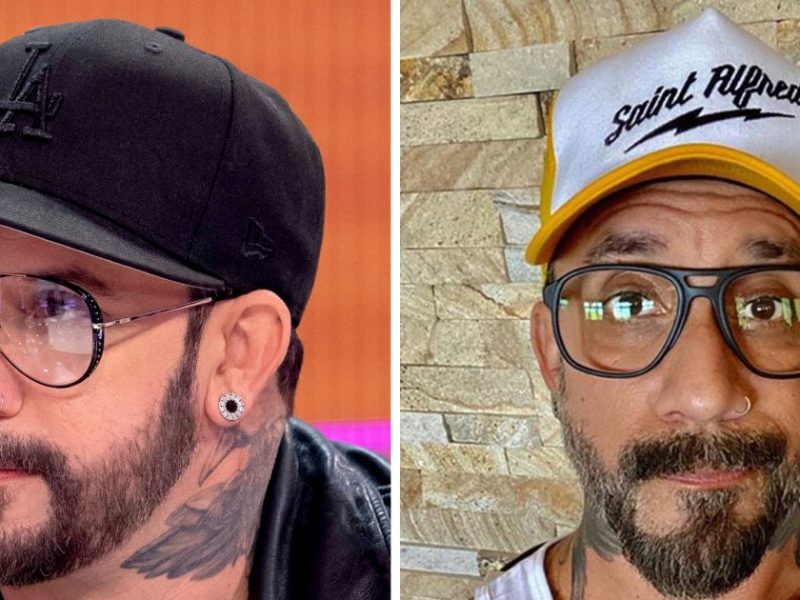AJ McLean Shows Off 15-Lb Weight Loss Ahead of 'Dancing With the Stars'