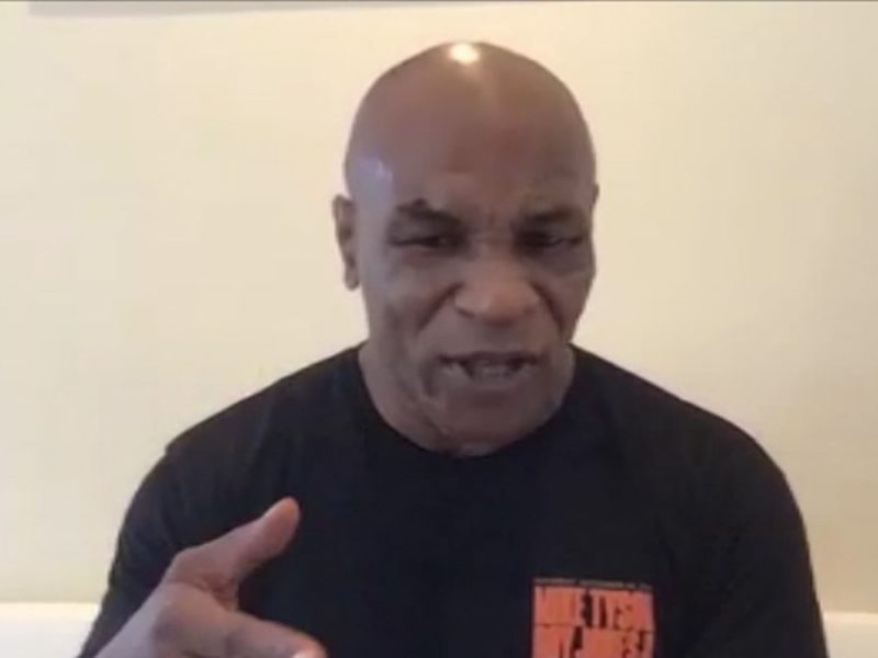 Mike Tyson Says He Could've Been A Great UFC Fighter, Just Don't Hit Me Here …