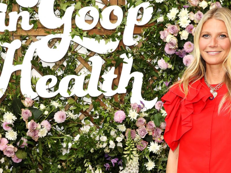 Uh-Oh! Gwyneth Paltrow's Most Eyebrow-Raising Goop Moments