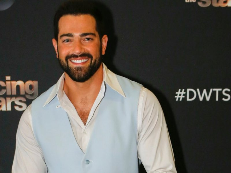 'Super Lean!' Jesse Metcalfe Reveals How Much Weight He's Lost on 'DWTS'