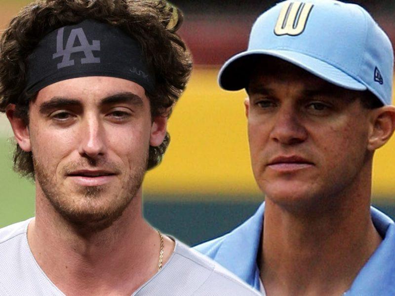 Cody Bellinger 'Good to Go' for World Series Despite Shoulder Pain, Dad Says