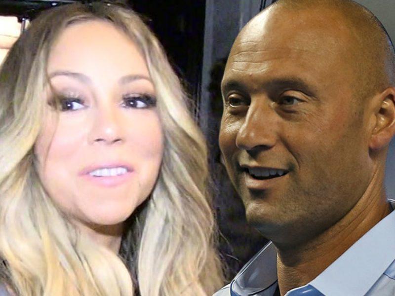 Mariah Carey Describes First Time Sleeping With Derek Jeter, 'So Sensual'