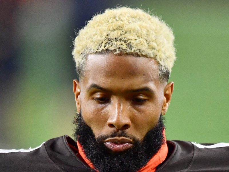 Odell Beckham Confirms Torn ACL, Browns WR Out for Season