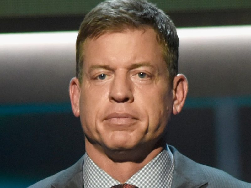 Troy Aikman Says Flyover At NFL Game Was 'Odd' But I Support U.S. Military