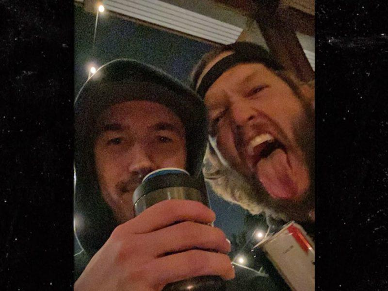 Walker Buehler Cracks Beers W/ Kershaw, But Dodgers Celebrations Peculiarly Quiet