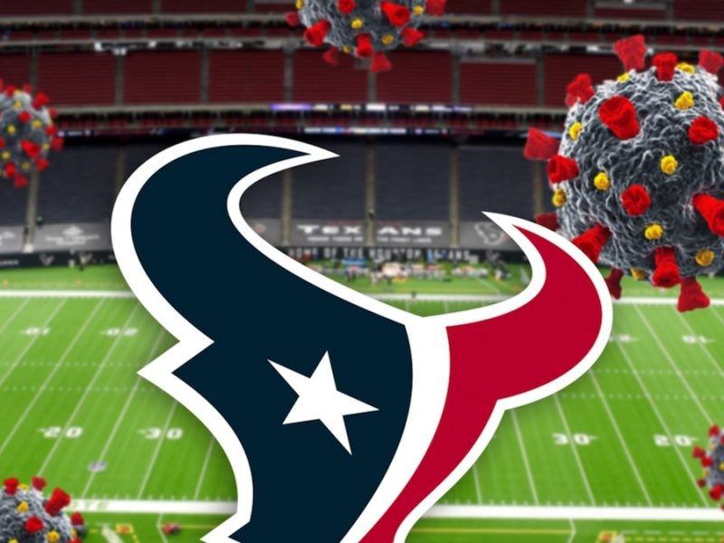 Houston Texans Player Tests Positive For COVID, Facility Shuts Down