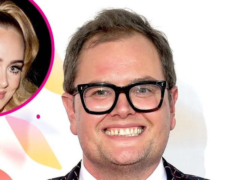 Adele's BFF Alan Carr on Her Weight Loss: 'She's Always Been Gorgeous'