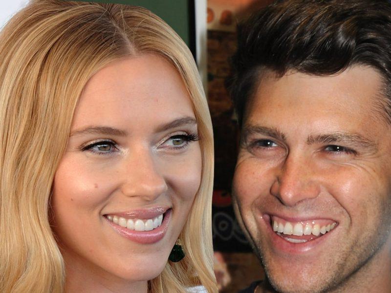 Scarlett Johansson and Colin Jost Married in Private Ceremony