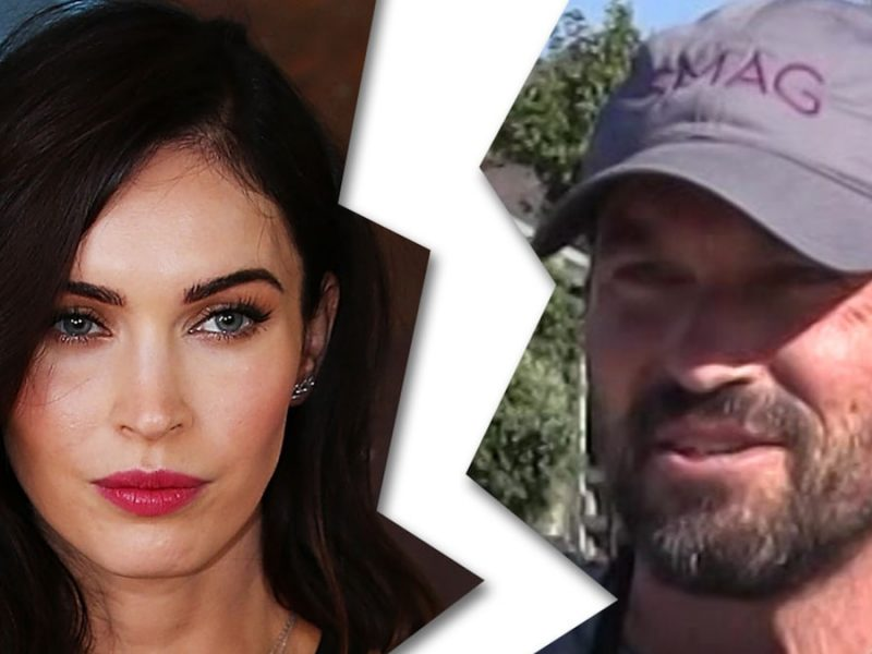 Megan Fox Files to Divorce Brian Austin Green
