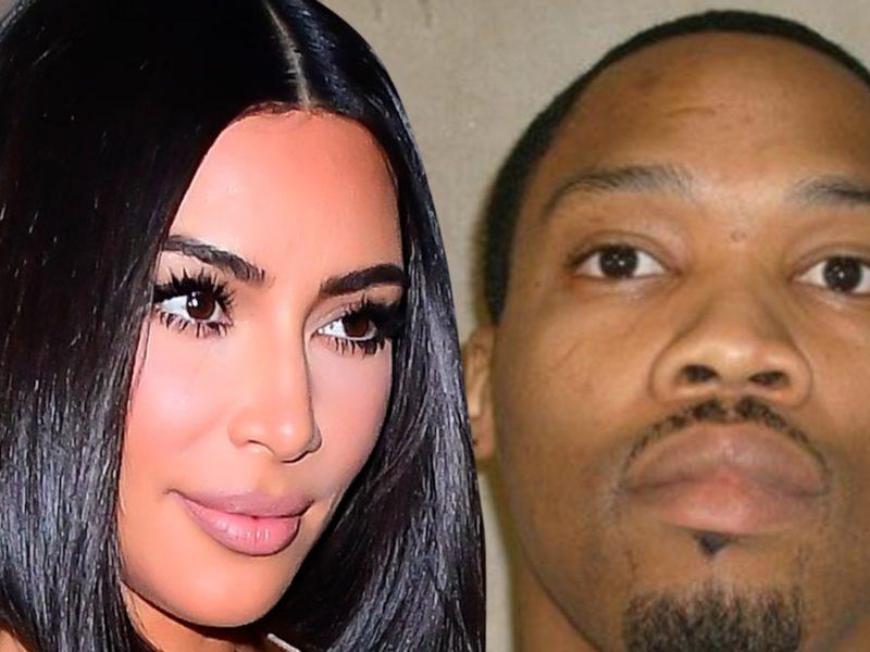 Kim Kardashian's Death Row Visit Energizes Julius Jones' Fam, Supporters